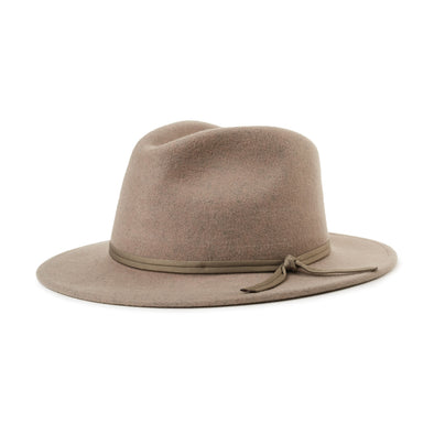 Brixton - Coleman Fedora Heather Natural