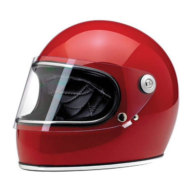 Biltwell Gringo S Helmet - Blood Red