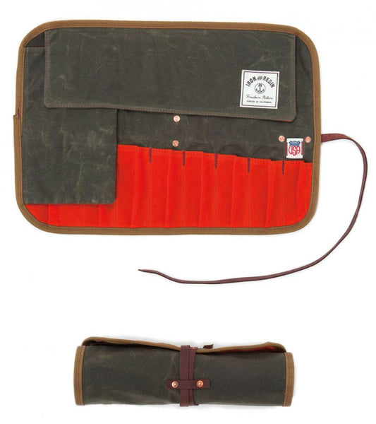 Iron & Resin - Tool Roll