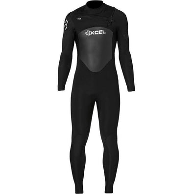 Xcel - Men's 4/3 Axis X2 Black