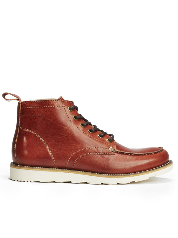 Makia - Yard Boot - Cognac