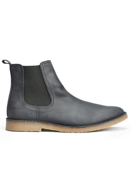 Makia - Chelsea Boot - Black
