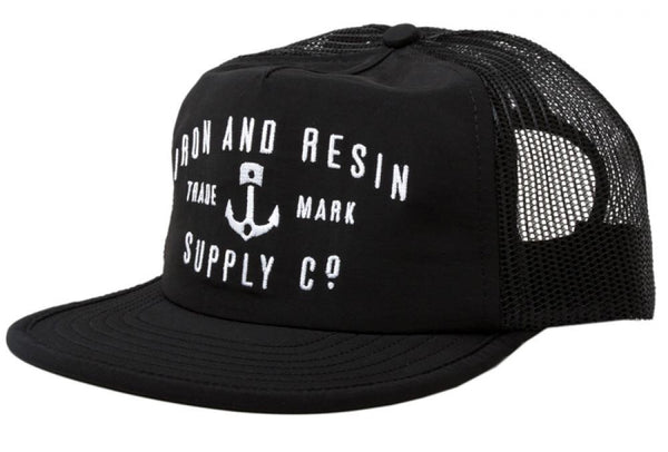 Iron & Resin - Secos Cap