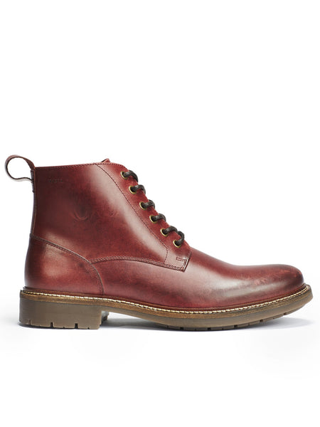 Makia - Avenue Boot - Burgundy
