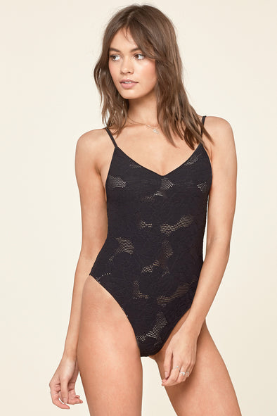 Amuse Society - Silla One Piece Swim
