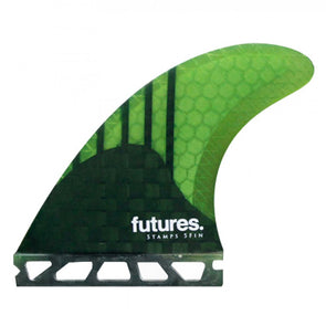 Futures - Stamps 5 Fin Set