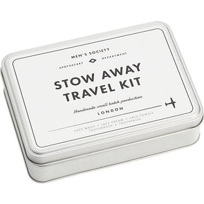 Mens Society - Stow Away Travel Kit