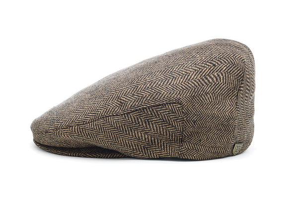 Brixton - Hooligan Snap Cap - Brown / Khaki