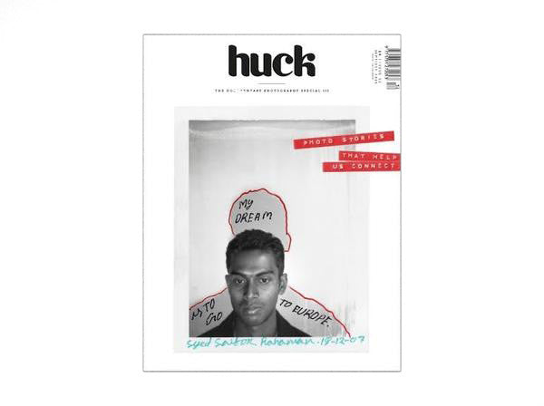 Huck Magazine #52 - The Documentary Photography Special III
