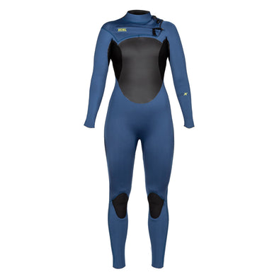 Xcel - Women's Axis X Wetsuit 5/4mm - Cascade Blue/Black
