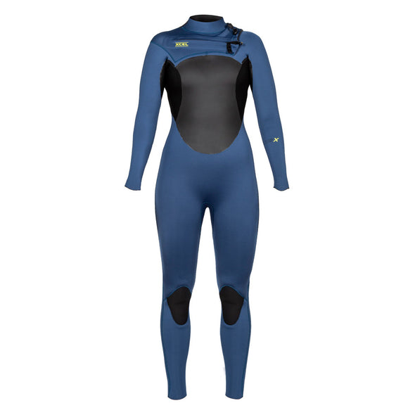 Xcel - Women's 5/4MM Wetsuit AXIS X CASCADE BLUE/BLACK