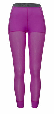 Brynje Wool Thermo Light Womens Longs Violet