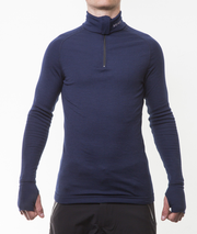 Brynje Arctic Zip Polo navy