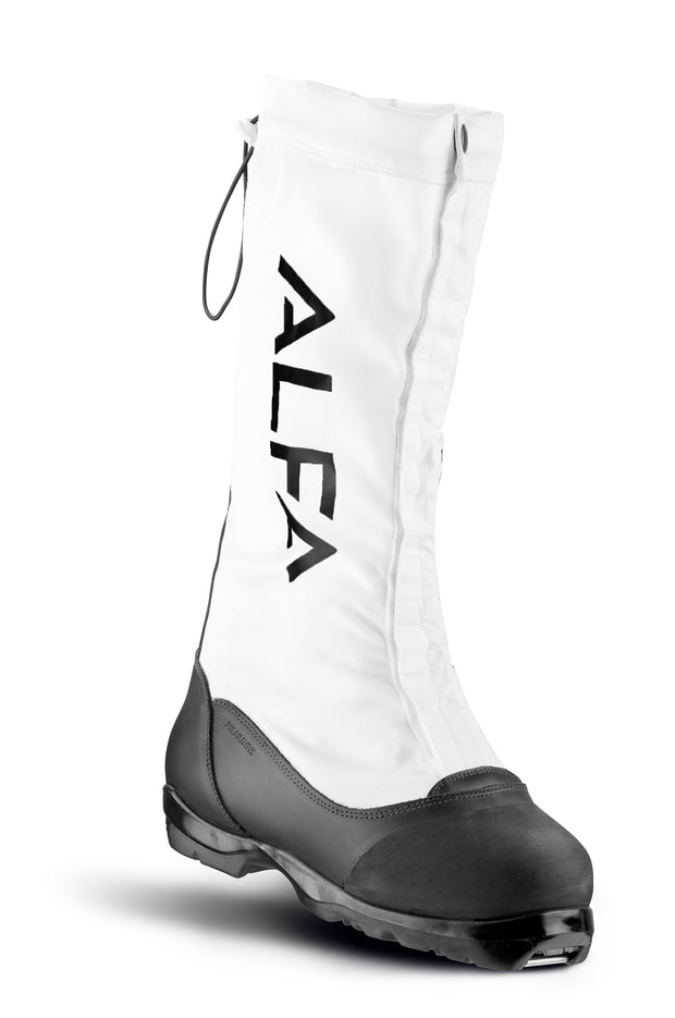 Alfa Polar A/P/S Expedition Ski Boot White