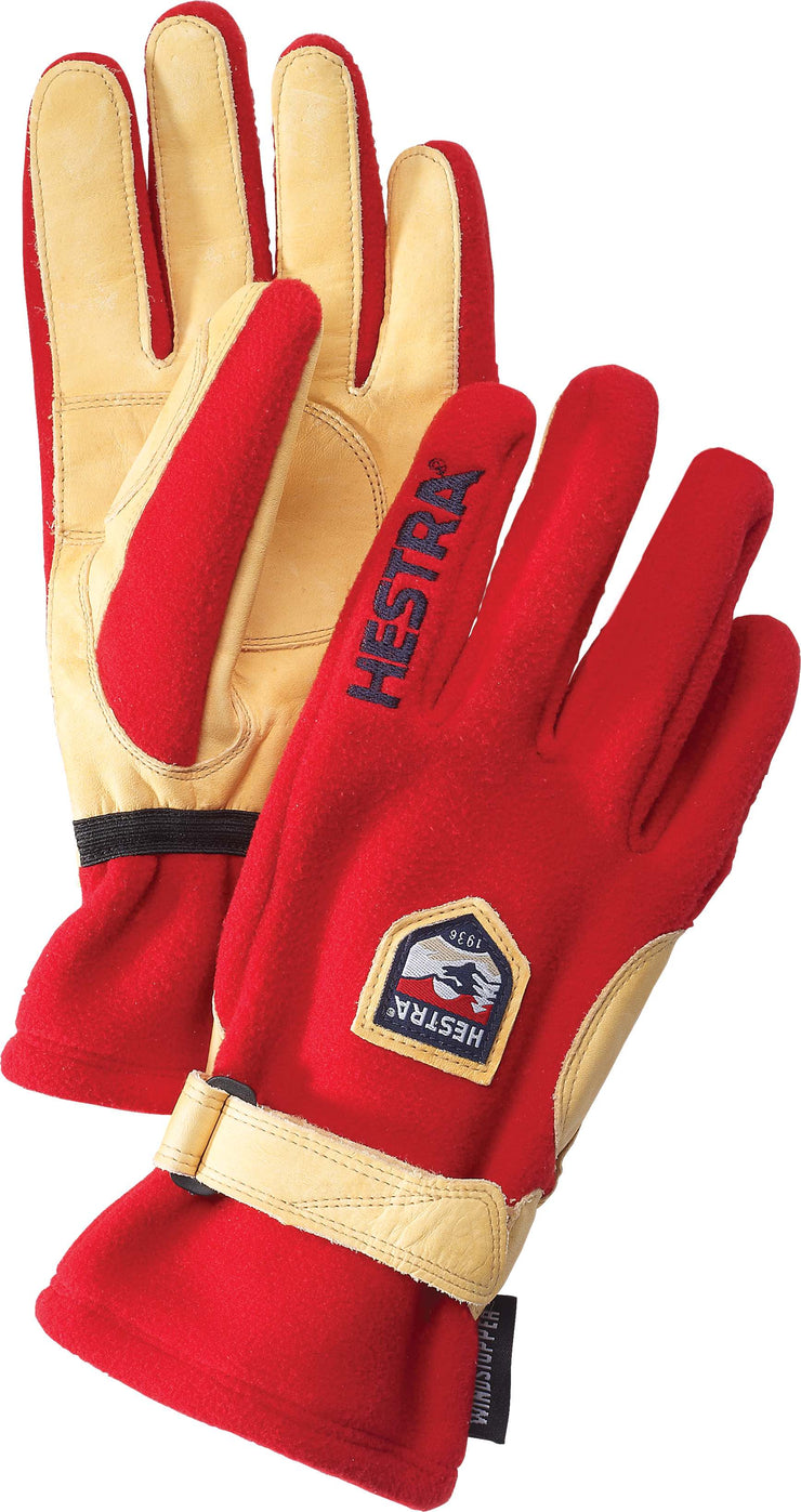 Hestra Windstopper Active Fleece Gloves