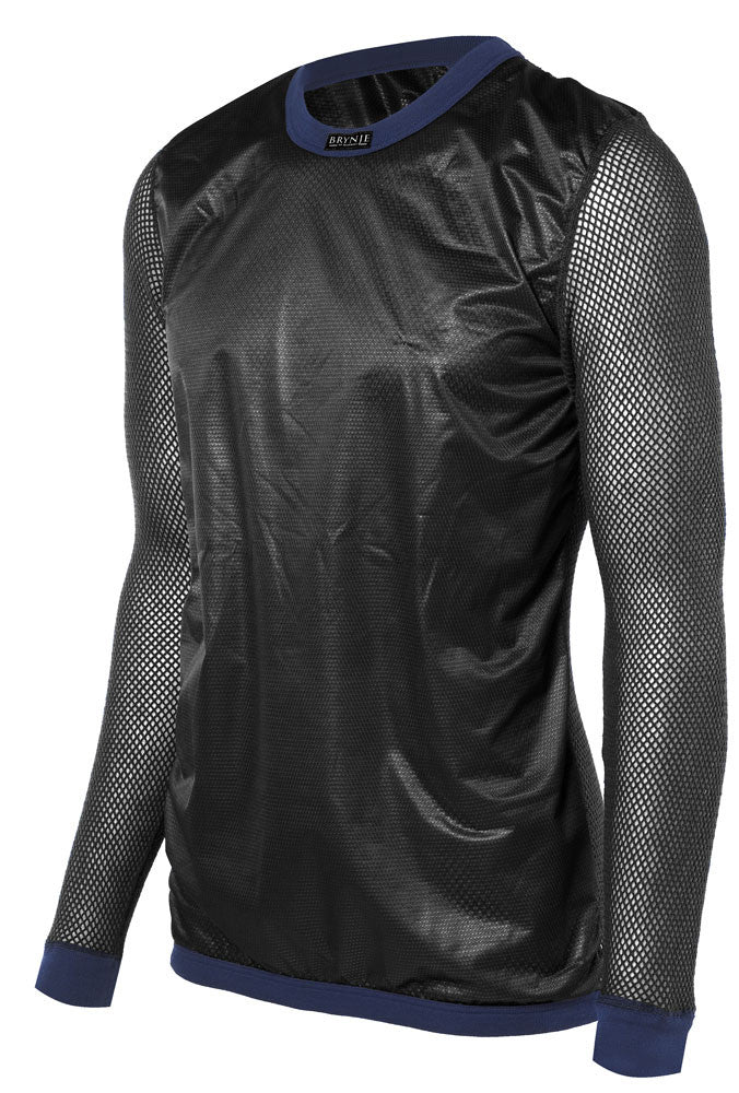 Brynje Super Thermo L/S shirt windstopper front