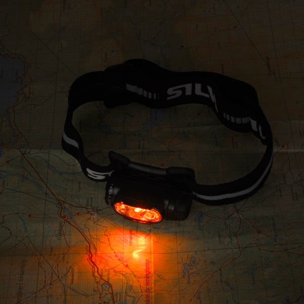 Silva Explorer 3X Head Torch