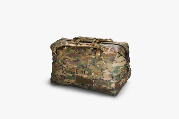 Halite Kraken Waterproof Duffel Bag Multicam