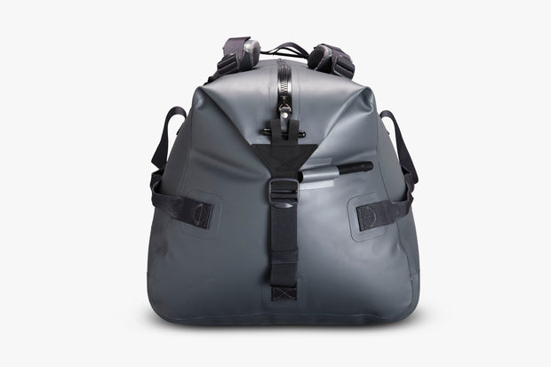 Halite Kraken Waterproof Duffel Bag Grey