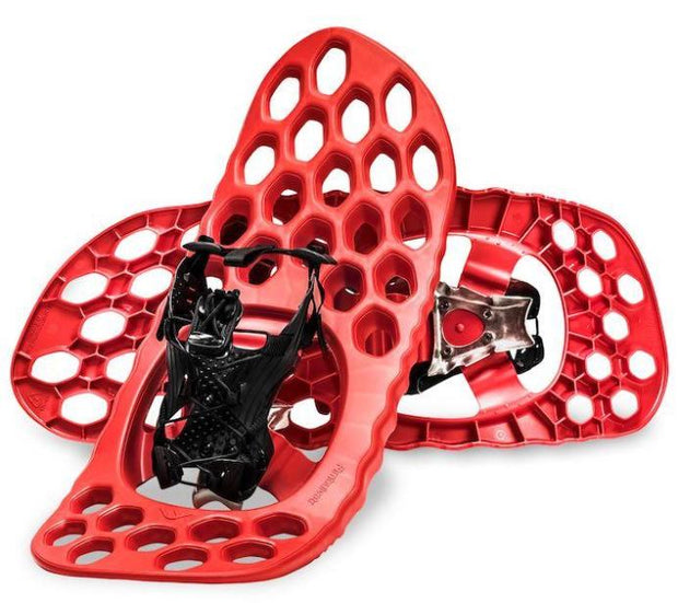 Fimbulvetr Ranger Snowshoes Red
