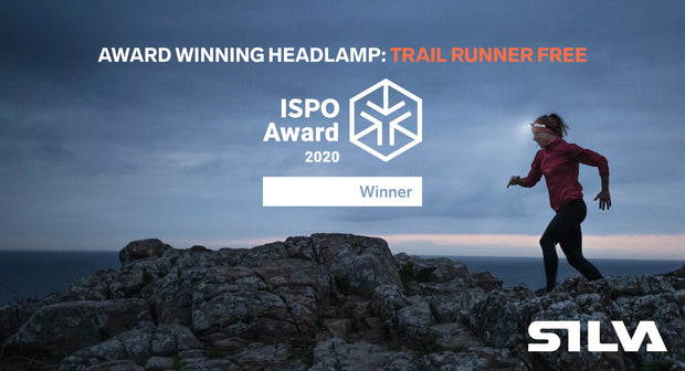Silva Trail Runner Free Headtorch ISPO Winner