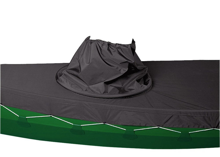 Ally Canoe Spraycover 16.5' Pack Green