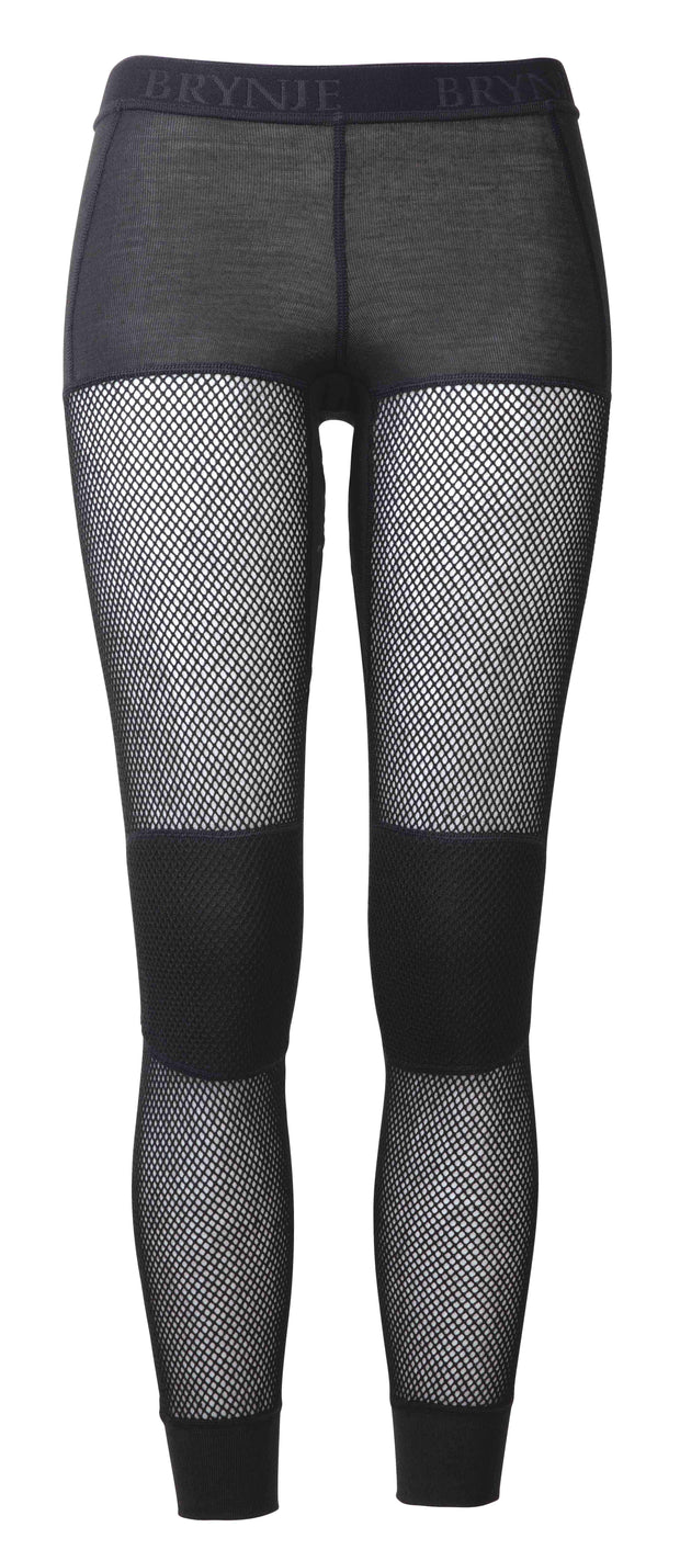 Brynje Super Thermo Womens Longs With Knee Inlay