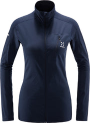 Womens L.I.M Mid Jacket Navy