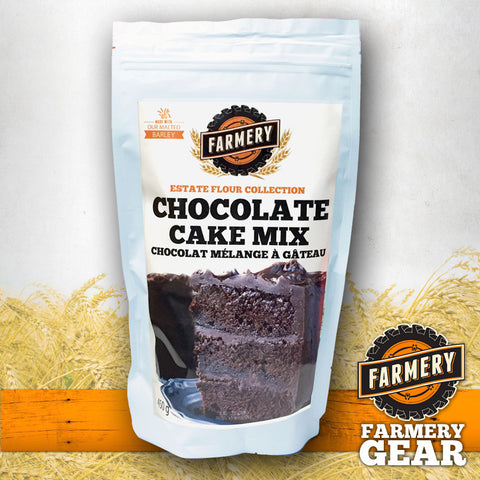 Farmery Chocolate Cake