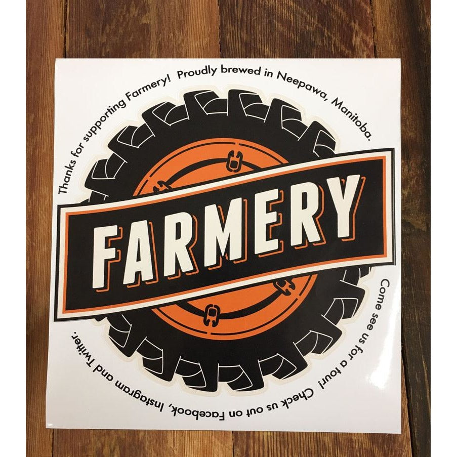 Farmery Decal