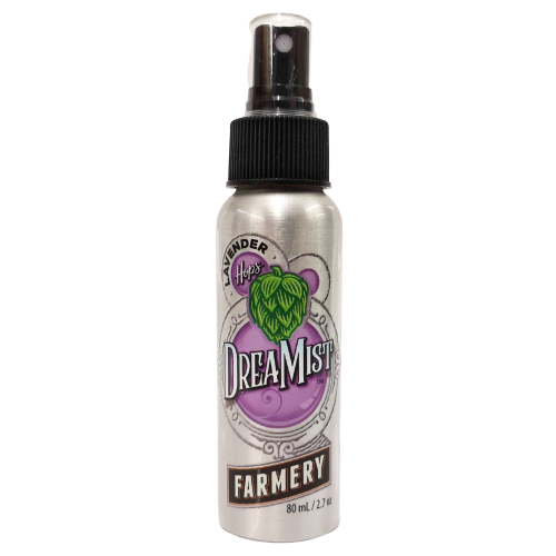DreaMist Pillow Spray (with Lavender)