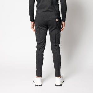 Load image into Gallery viewer, Charcoal Grey Belmont Slim Fit Joggers - P r é v u . S t u d i o .