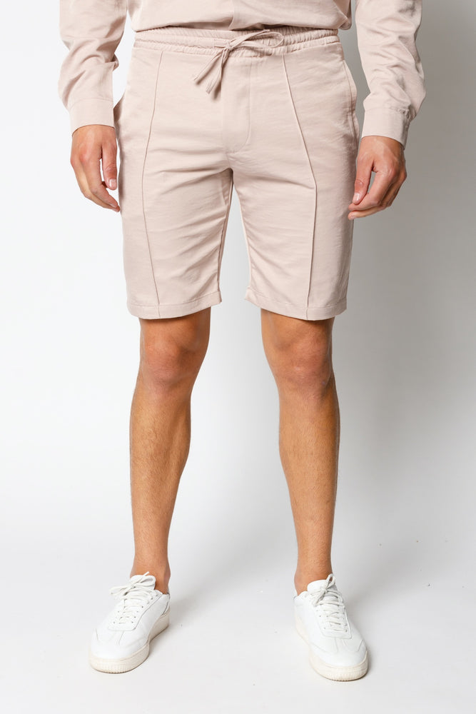 Load image into Gallery viewer, Dusty Pink Otra Shorts - P r é v u . S t u d i o .