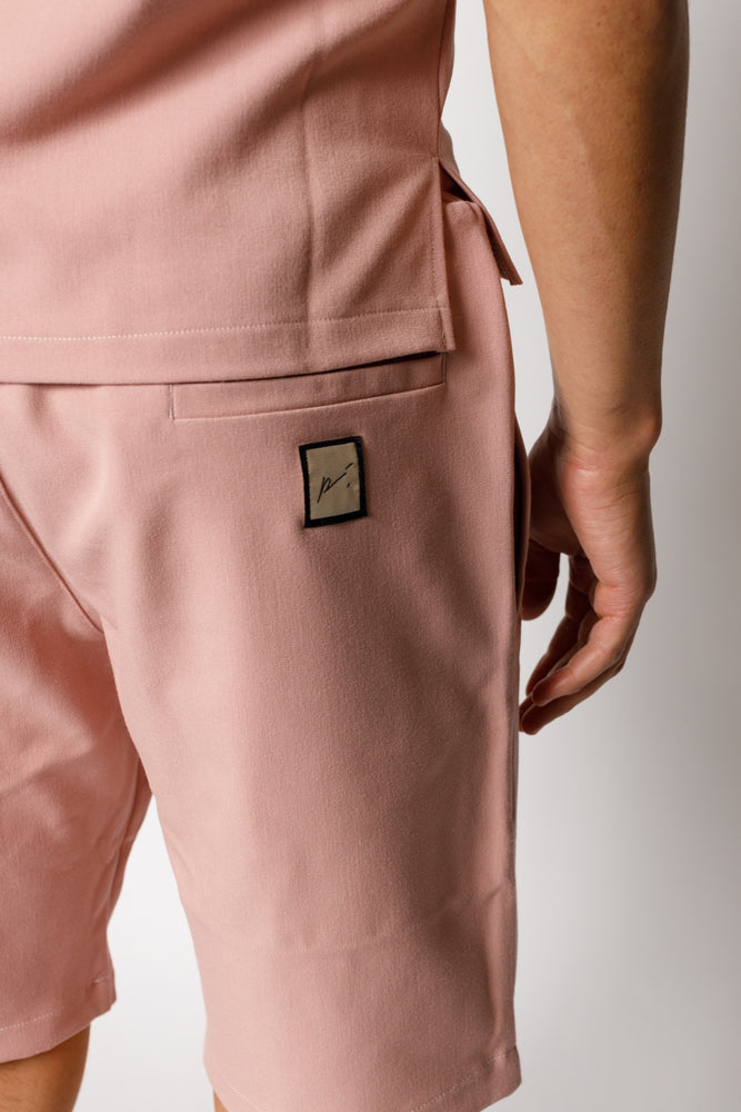 Load image into Gallery viewer, Pink San Shorts - P r é v u . S t u d i o .