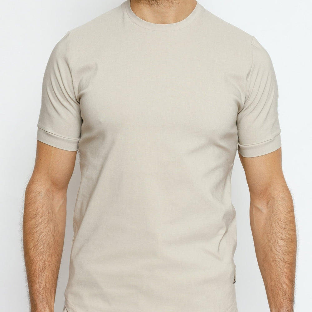 Load image into Gallery viewer, Stone Salvatore Slim Fit T-shirt - P r é v u . S t u d i o .