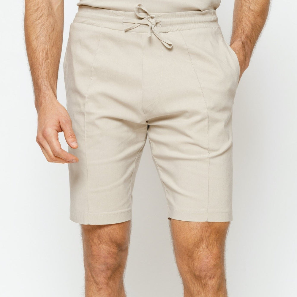Load image into Gallery viewer, Stone Salvatore Shorts - P r é v u . S t u d i o .