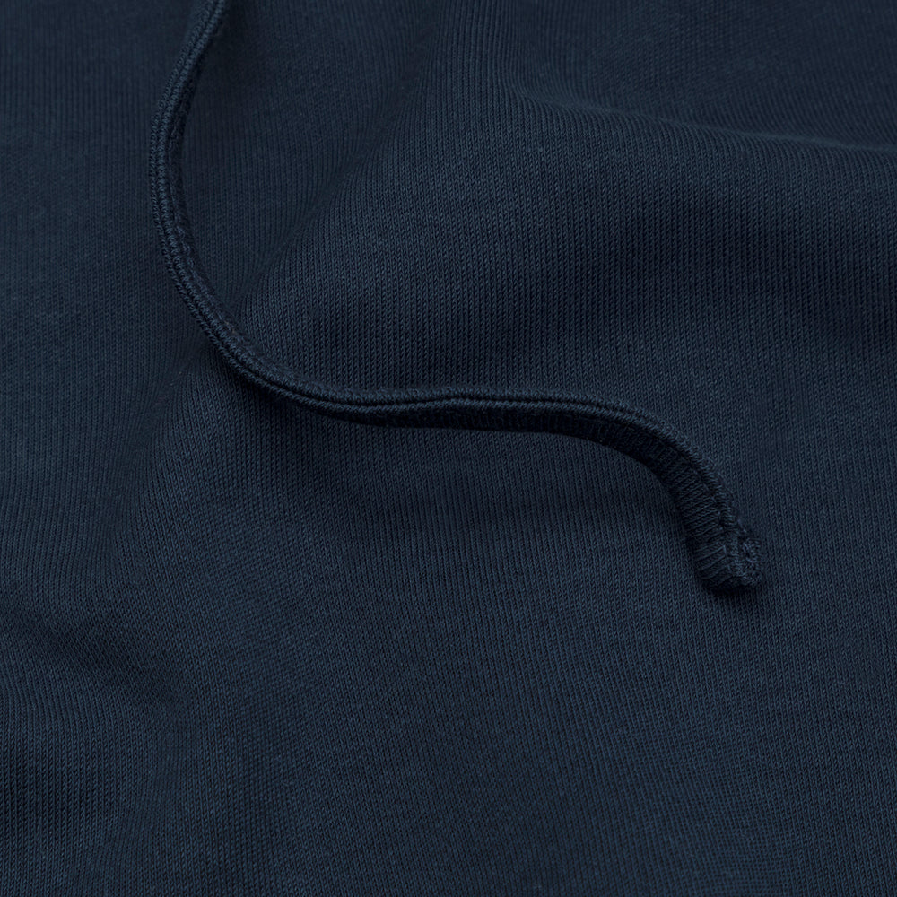 Core Combed Cotton Hoodie Dark Navy