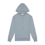 Core Combed Cotton Hoodie Dusty Blue