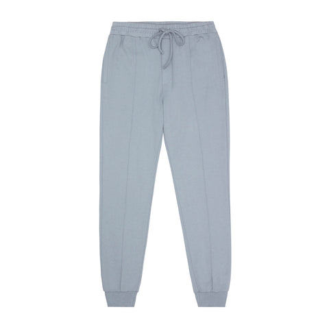 CORE COMBED COTTON JOGGERS DUSTY BLUE