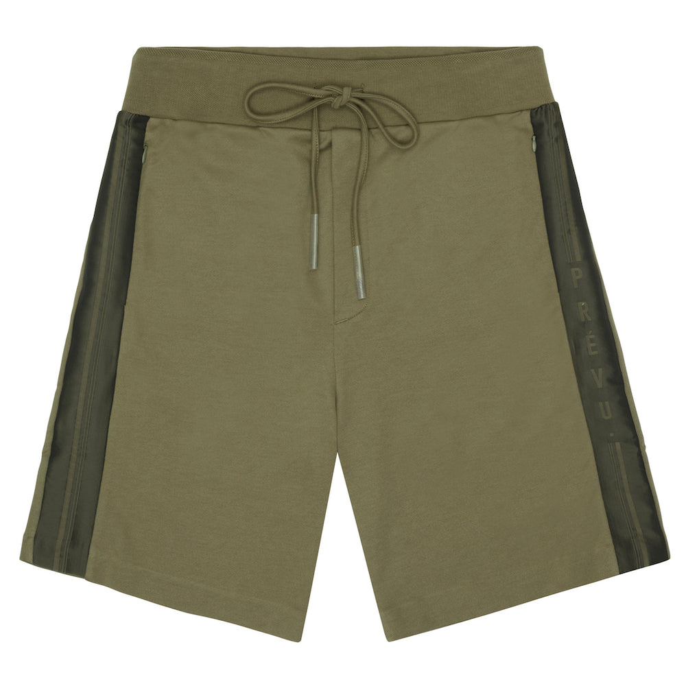 Tech Jersey Box Short Olive