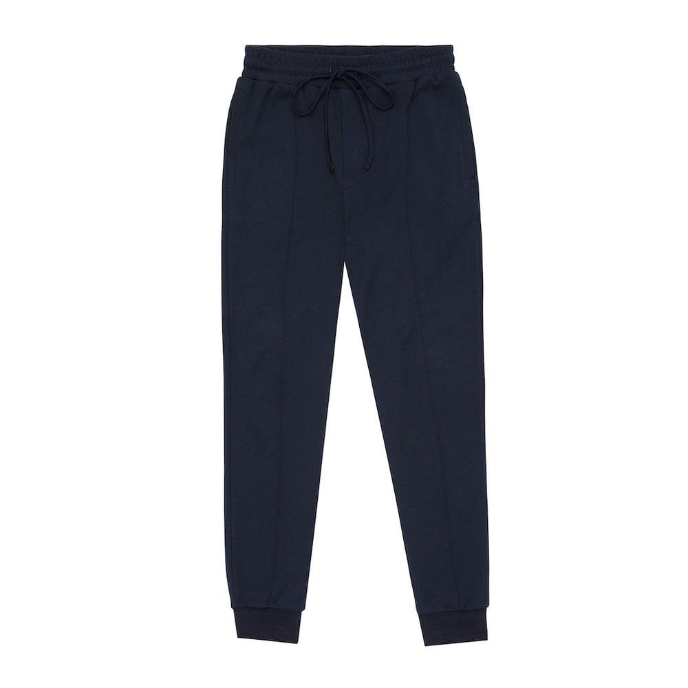 Core Combed Cotton Joggers Dark Navy