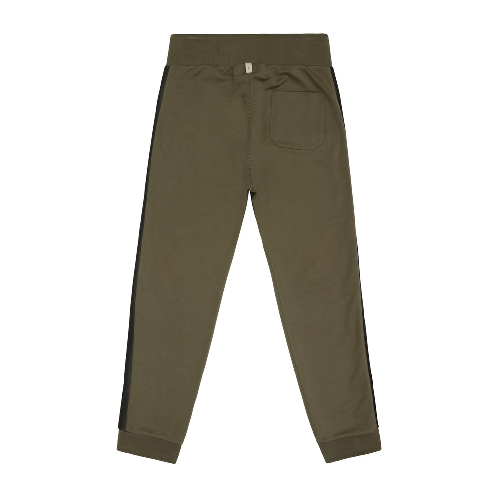 Tech Jersey Boxer Jogger Olive