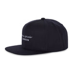 Prévu London Logo Snapback Navy