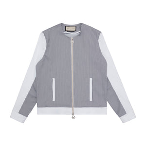River Collarless Jacket