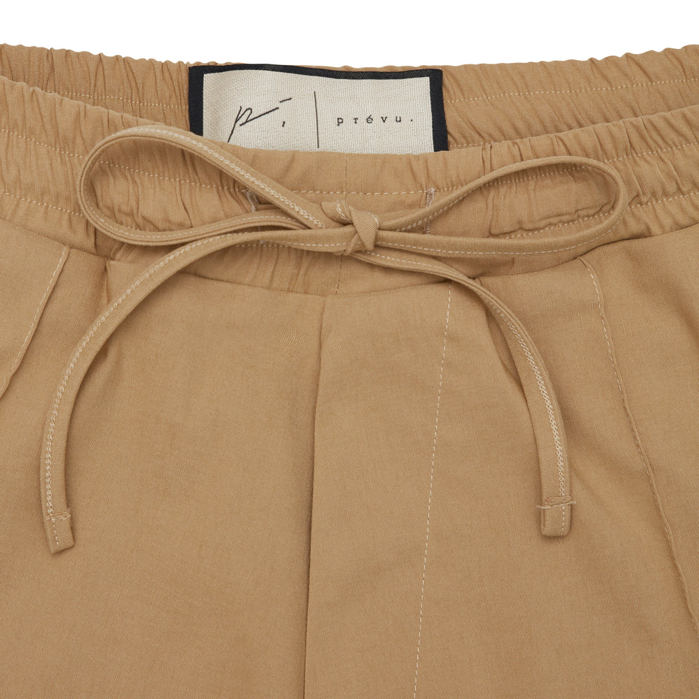 Original Prévu Fitted Trouser Tan