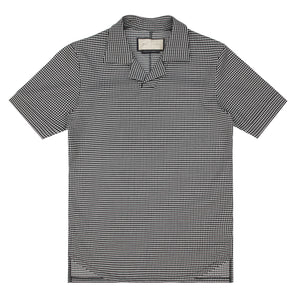Load image into Gallery viewer, Prévu Lenox Avenue Camp Collar Polo - P r é v u . S t u d i o .