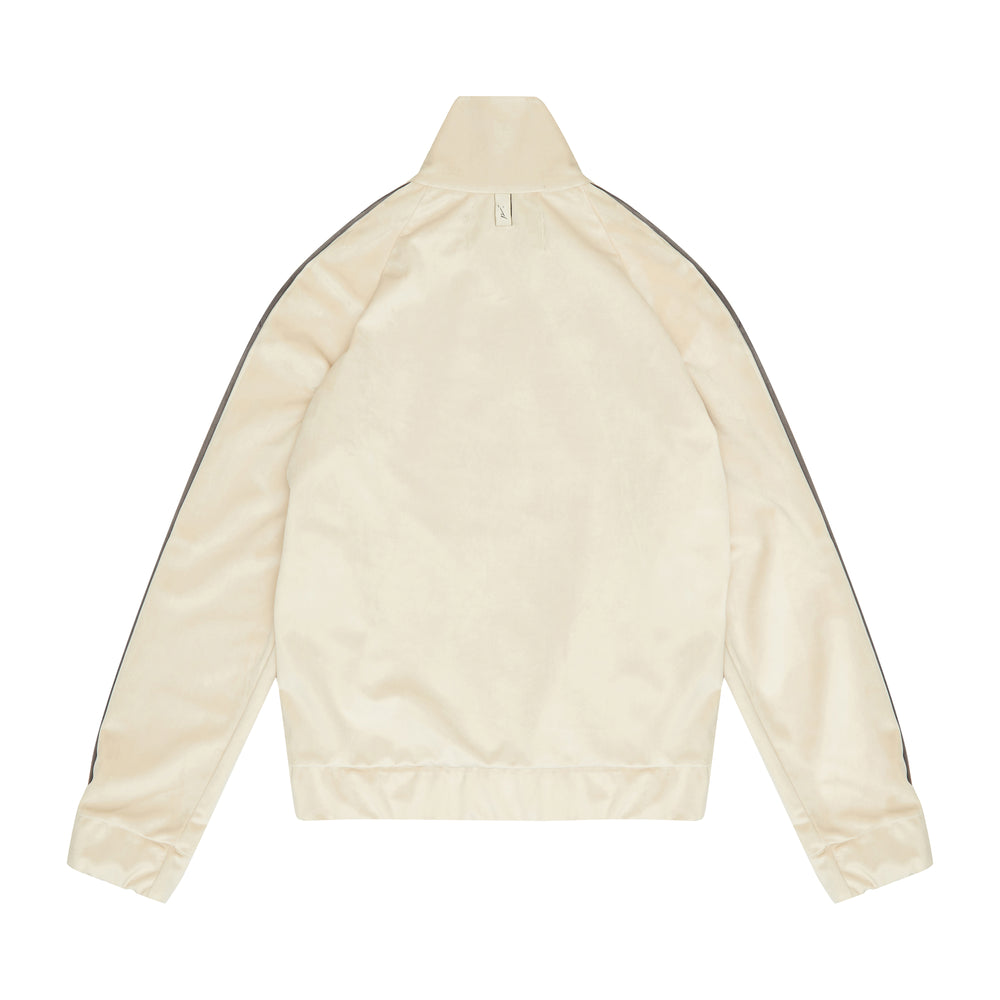 Velour Latte Twinset (jacket)
