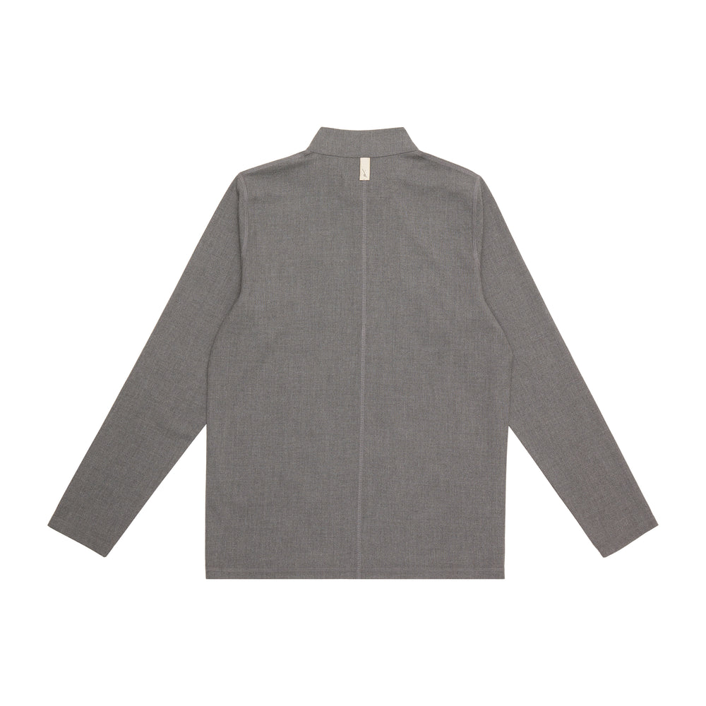 Light Avenue Twinset Grey (Top)