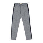 Orchard Street Contrast Twin Set Pant Grey