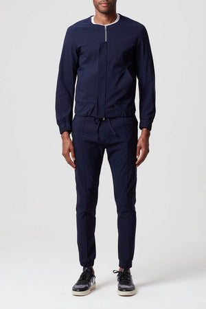Navy Brookfield Jacket